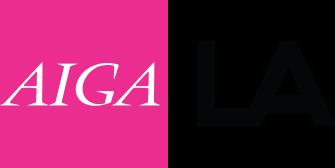 AIGA Los Angeles Logo